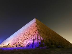 Pirâmides serão scaneadas