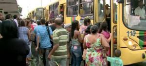Aumento da Passagem de ônibus no Recife
