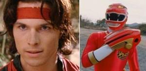 Power Ranger Vermelho é preso