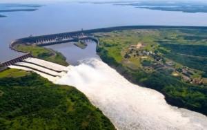 hidrelétrica térmica