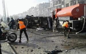 Violação ao cessar fogo na Síria