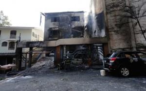 Aeronave cai e mata sete pessoas em SP