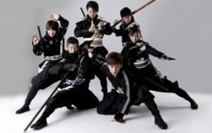 Japão abre vagas para ninjas