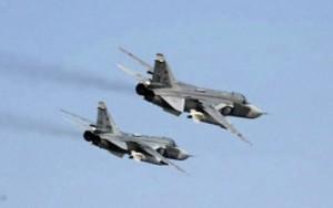 Caças russos fazem voo rasante sobre destróier dos Estados Unidos