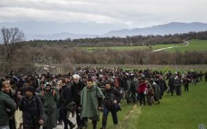 Alemanha procura 40 possíveis terroristas entre refugiados
