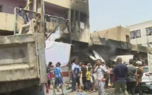Ao menos 69 são mortos em explosões de bombas em mercado no Iraque