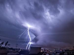 Chuva e ventos fortes causam morte e desabamentos no interior de SP