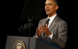 """""""Não é hora de ódio ou vingança"""", diz Obama sobre tiroteio em boate de Orlando"""