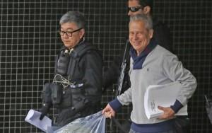 Símbolo da Operação Lava Jato, 'Japonês da Federal' é preso em Curitiba