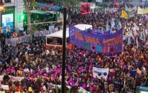 América Latina despertou para a violência contra mulher, diz ativista argentina