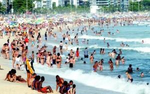 Junho passado foi o mais quente da história no mundo, diz agência dos EUA