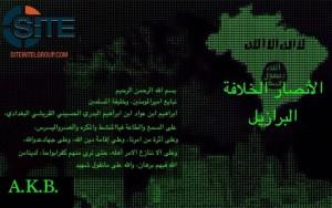Grupo no Brasil declara apoio ao Estado Islâmico em rede social