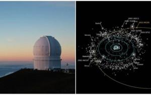 Astrônomos descobrem novo planeta anão feito de gelo