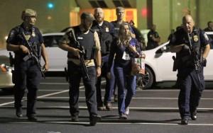 """""""O dia em que a polícia norte-americana apontou armas contra mim"""""""