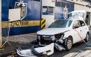 Chefe de quadrilha de roubo de carros-fortes é preso no interior de SP