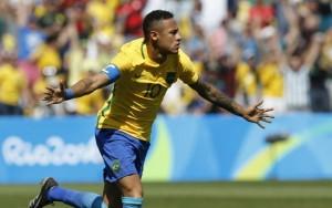 Brasil goleia Honduras por 6 a 0 e jogará por inédito ouro olímpico no futebol