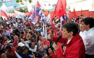 Temer assumiu Presidência sem ter votos, diz prefeito Fernando Haddad