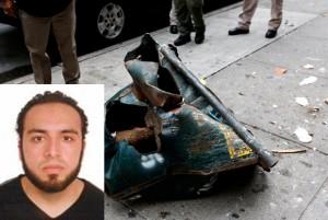 Suspeito de ligação com explosões em Nova York e Nova Jérsei é detido