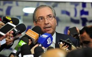 Ministro do STF envia inquérito de Eduardo Cunha para Justiça Federal do DF