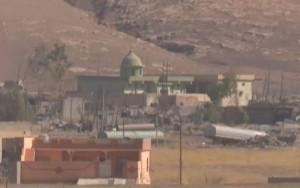 Míssil atinge grupo de combatentes do Estado Islâmico na Síria;