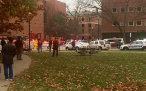Atirador invade universidade e deixa ao menos dez feridos em Ohio, nos EUA