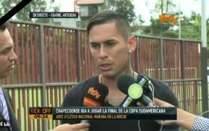 Atlético Nacional pede que título da Sul-Americana seja dado à Chapecoense