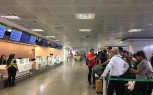 Briga de casal por suposta traição obriga pouso forçado de avião em Brasília
