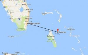 Família de brasileiro desaparecido nas Bahamas recebe valor pago por travessia