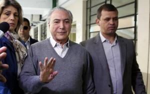 """Reforma trabalhista com jornada de 12 horas é um """"presente de Natal"""", diz Temer"""