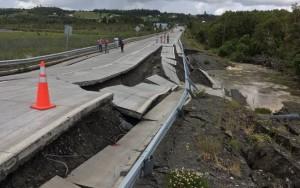 Terremoto de 7.7 graus atinge o sul do Chile e evacua mais de 4 mil pessoas