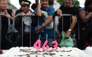 Após 9 anos, bolo do Bixiga volta para a festa de aniversário de São Paulo