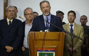 Governo federal diz que não dará anistia a policiais parados no Espírito Santo