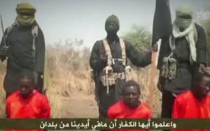 Boko Haram 'imita' o Estado Islâmico e publica vídeo de decapitação