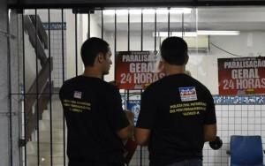 STF proíbe direito de greve para todas as carreiras policiais