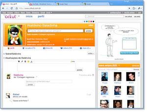 novo orkut