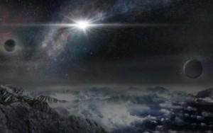 Cientistas acompanham explosão estrelar