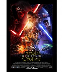star wars bate recorde