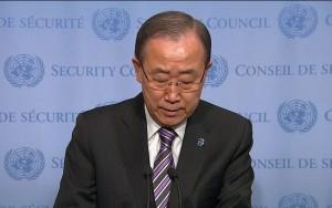 ONU pede a Coréia para cessar provocações
