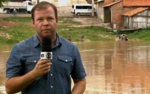 Repórter da Globo recupera emprego
