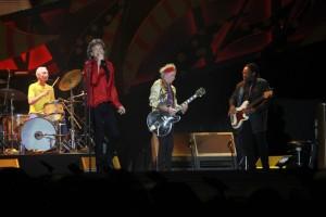 Rolling Stones no maracanã