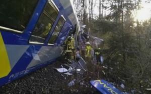 Choque de Trem deixa mortos