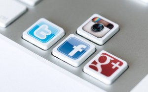 hábitos da rede social