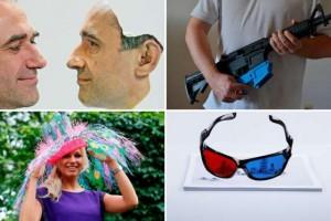 Impressora em 3D revoluciona