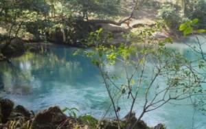 rio desaparece no México