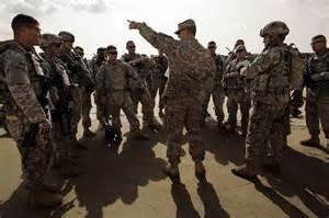 Menos americanos se alistam nas Forças Armadas
