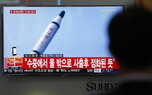 Coreia do Norte confirma lançamento de míssil balístico