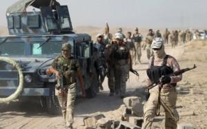 Forças iraquianas cercam cidade dominada pelo Estado Islâmico