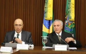 """Temer anuncia medidas para deter """"trajetória insustentável"""" dos gastos públicos"""