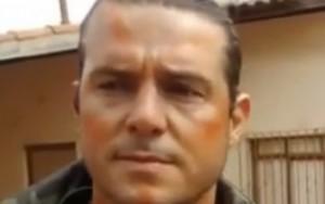 Homem é preso após torturar porco, filmar cena e divulgar na internet