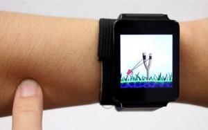 Tecnologia pode converter seu braço em um sensor tátil, aumentando telas